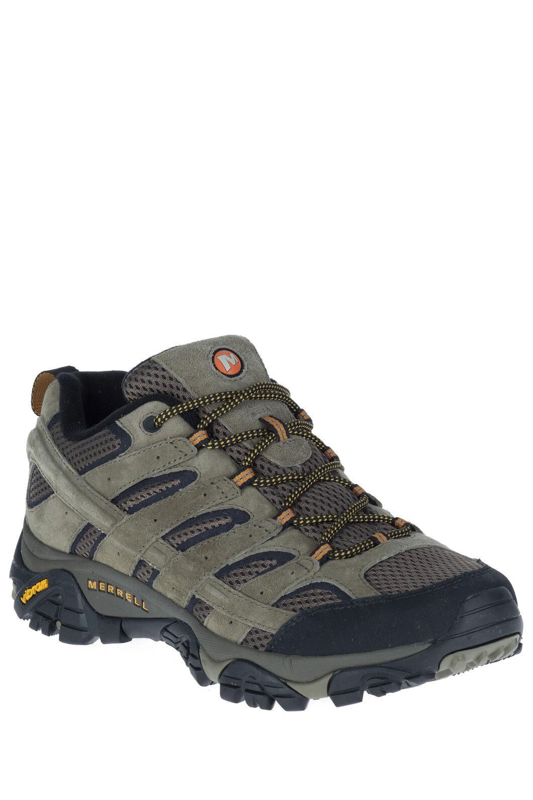 Merrell Moab 2 Ventilator Hiking Shoes — Men's, Walnut, hi-res