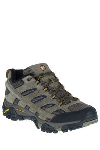 Merrell Moab 2 Ventilator Hiking Shoes — Men's, Walnut, hi-res