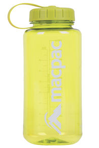 Macpac Drink Bottle — 1L, Lime, hi-res
