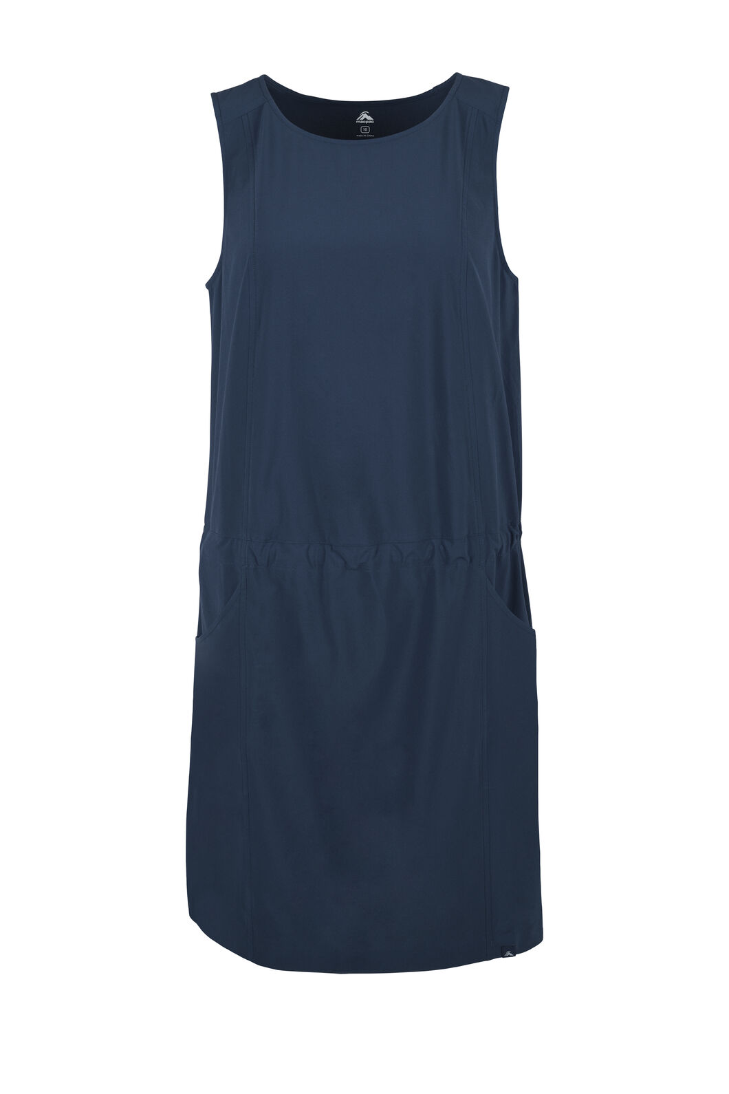 Macpac Mica Dress - Women's, Black Iris, hi-res