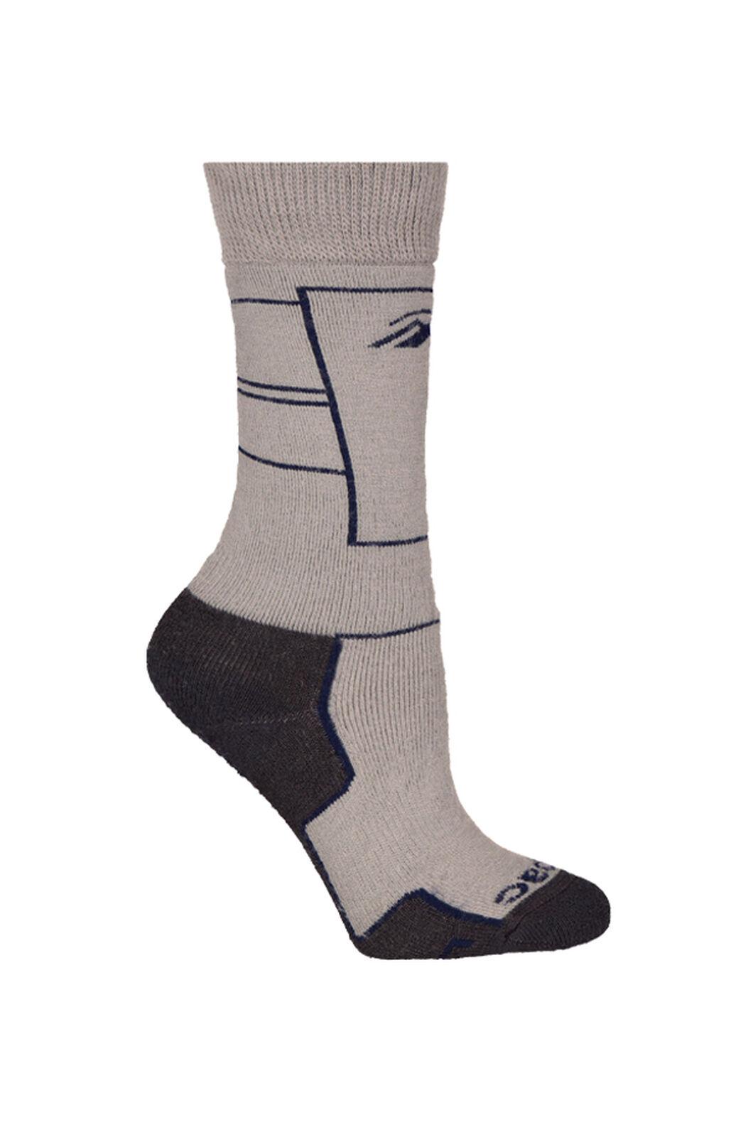 Ski Socks Kids', Black Iris/Alloy, hi-res