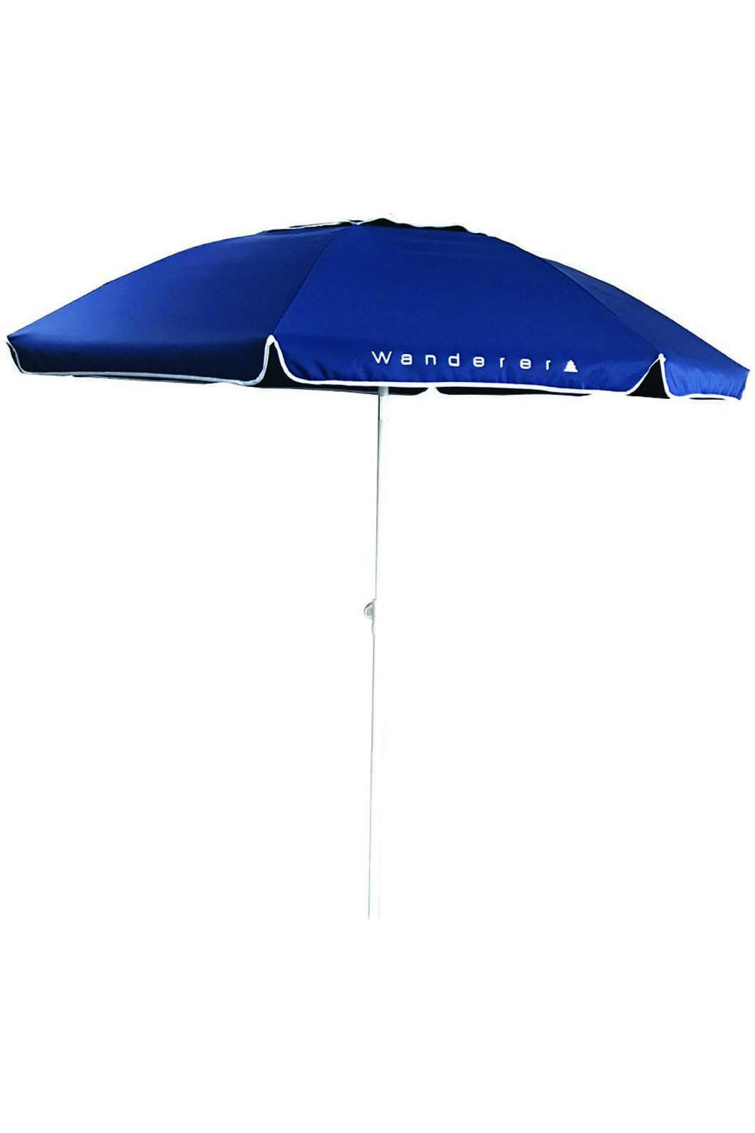 Wanderer Essentials Umbrella 2m, None, hi-res