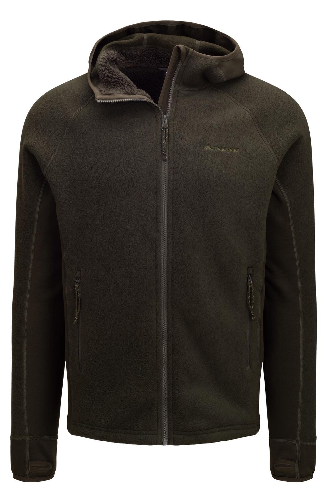Macpac Mountain Hooded Jacket — Men's, Rosin, hi-res