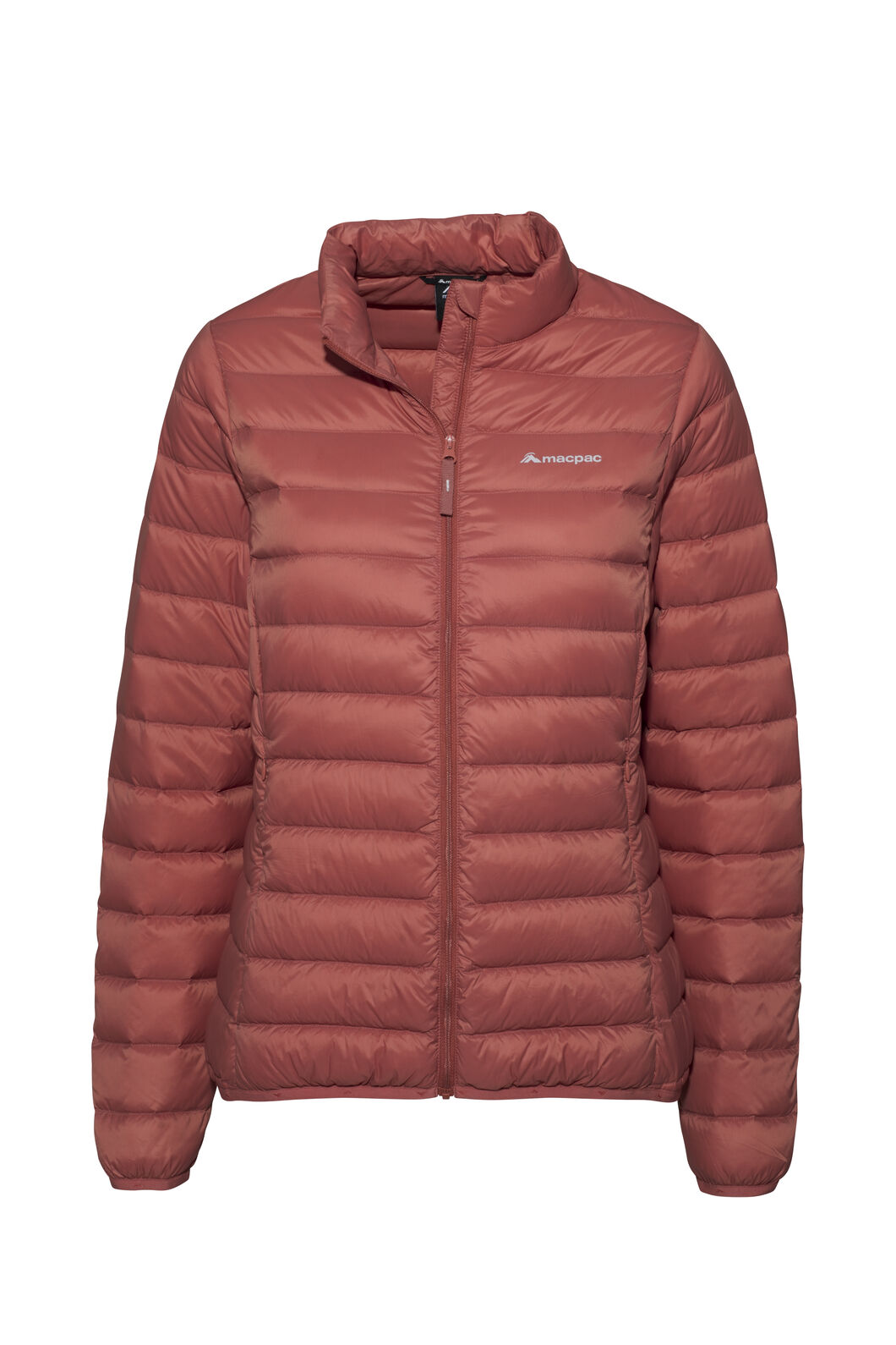Macpac Uber Light Down Jacket - Women's, Dusty Cedar, hi-res