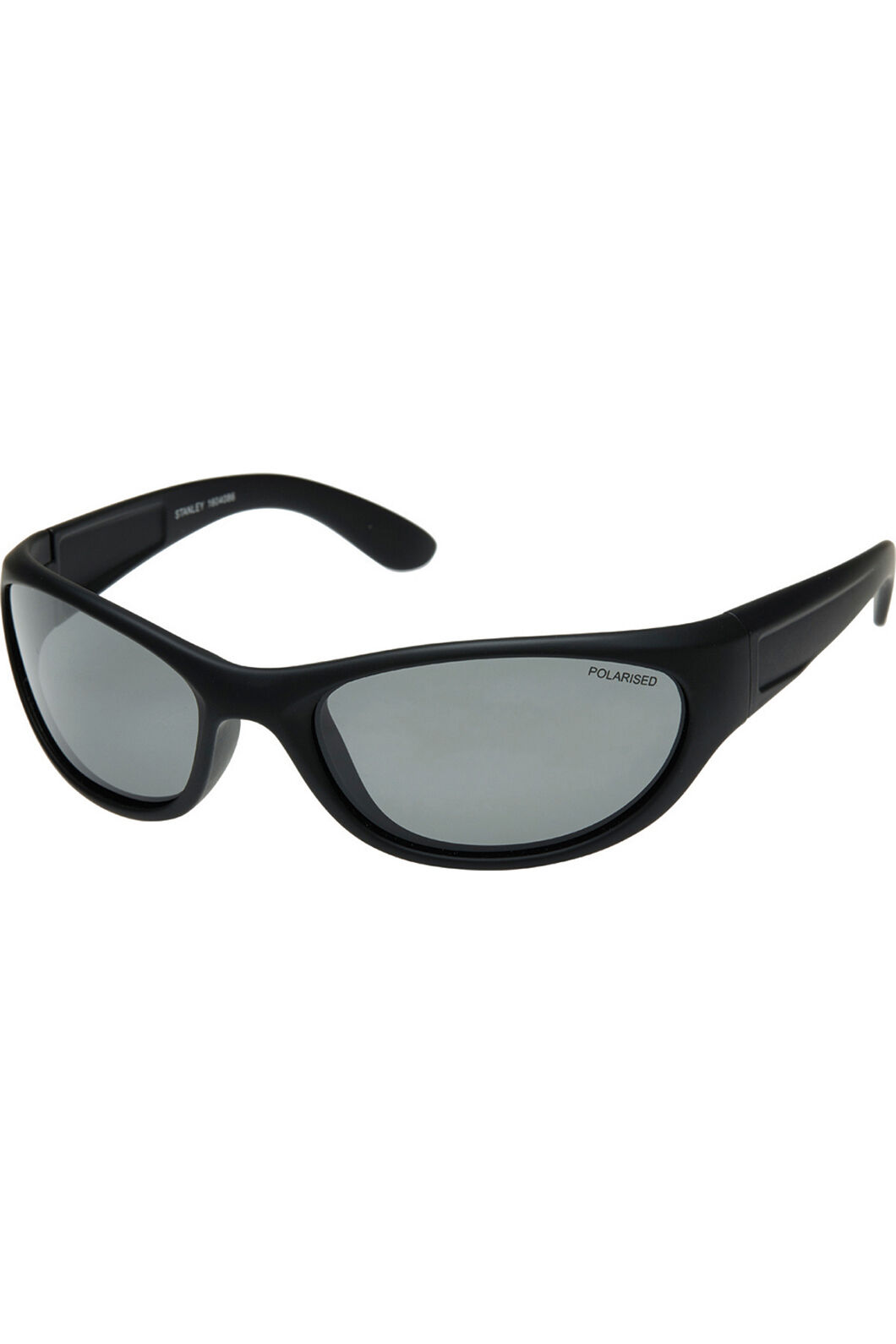Cancer Council Men's Stanley Sunglasses, Black, hi-res