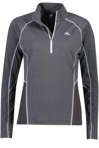 Macpac Casswell Long Sleeve Shirt - Women's, Asphalt, hi-res