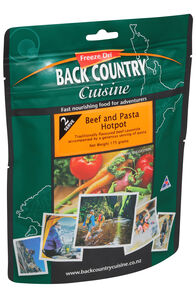Back Country Cuisine Beef & Pasta Hotpot — Regular Serve, None, hi-res