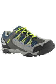 Hi-Tec Kids' Forza Junior Hiking Shoes Yellow, Cool Grey/Majolica/Limoncello, hi-res