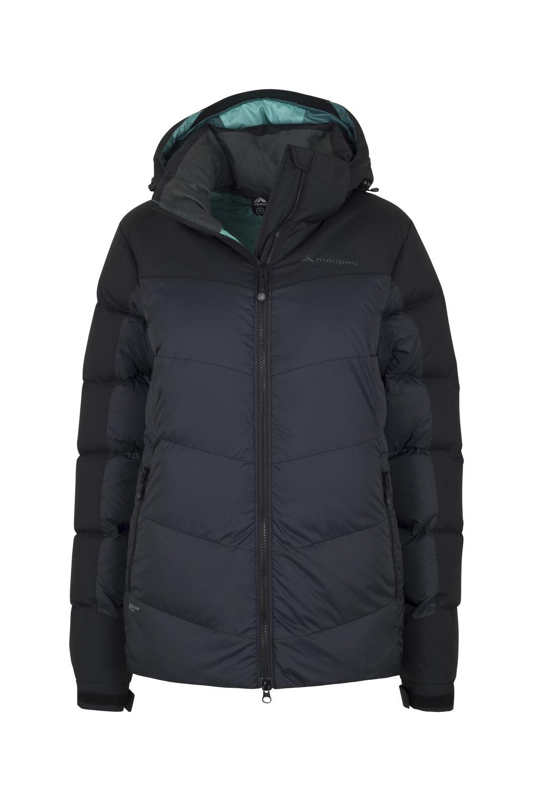 Macpac Ember HyperDRY™ Down Jacket - Women's, Black, hi-res