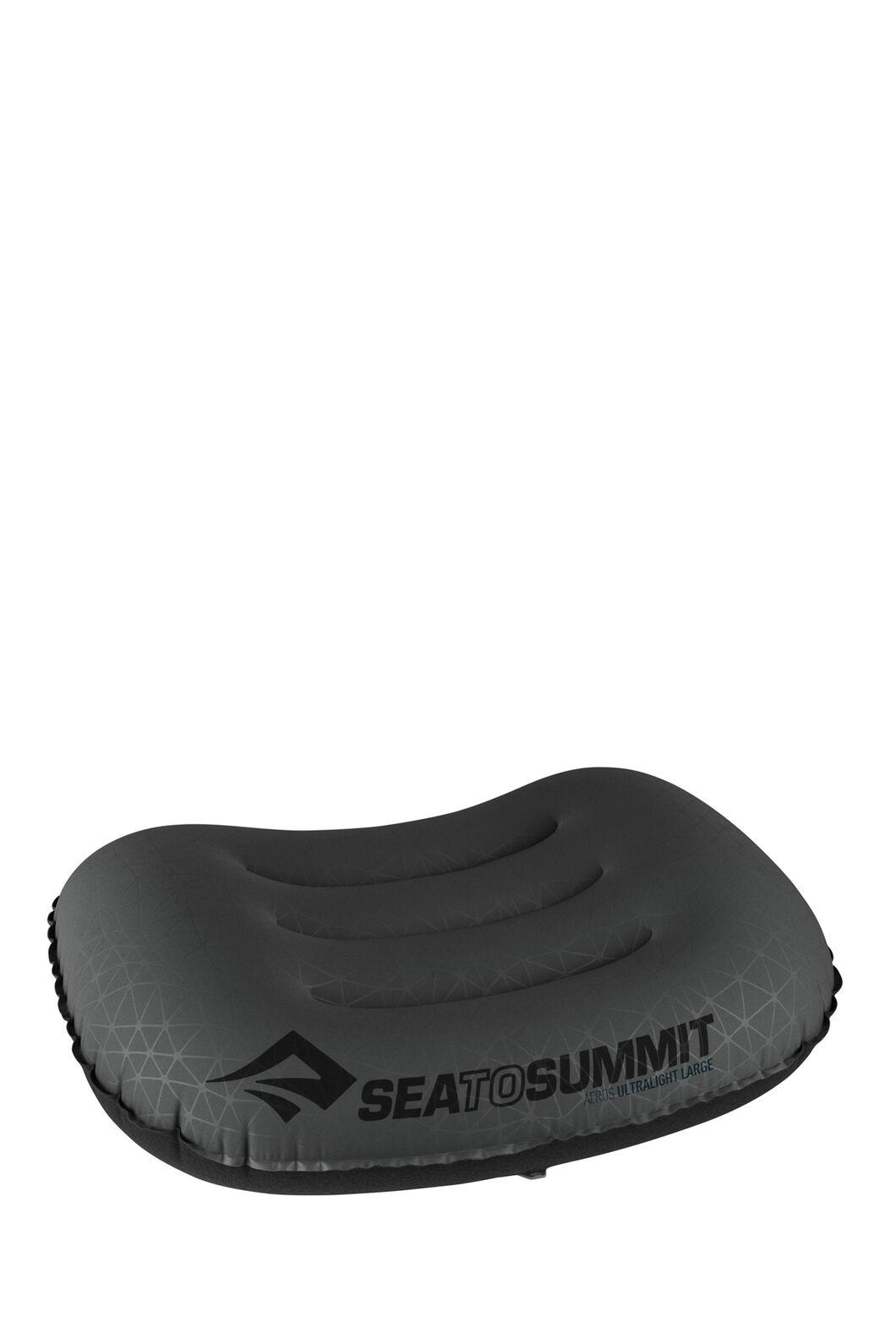 Sea to Summit Aeros Ultralight Pillow — Large, Grey, hi-res