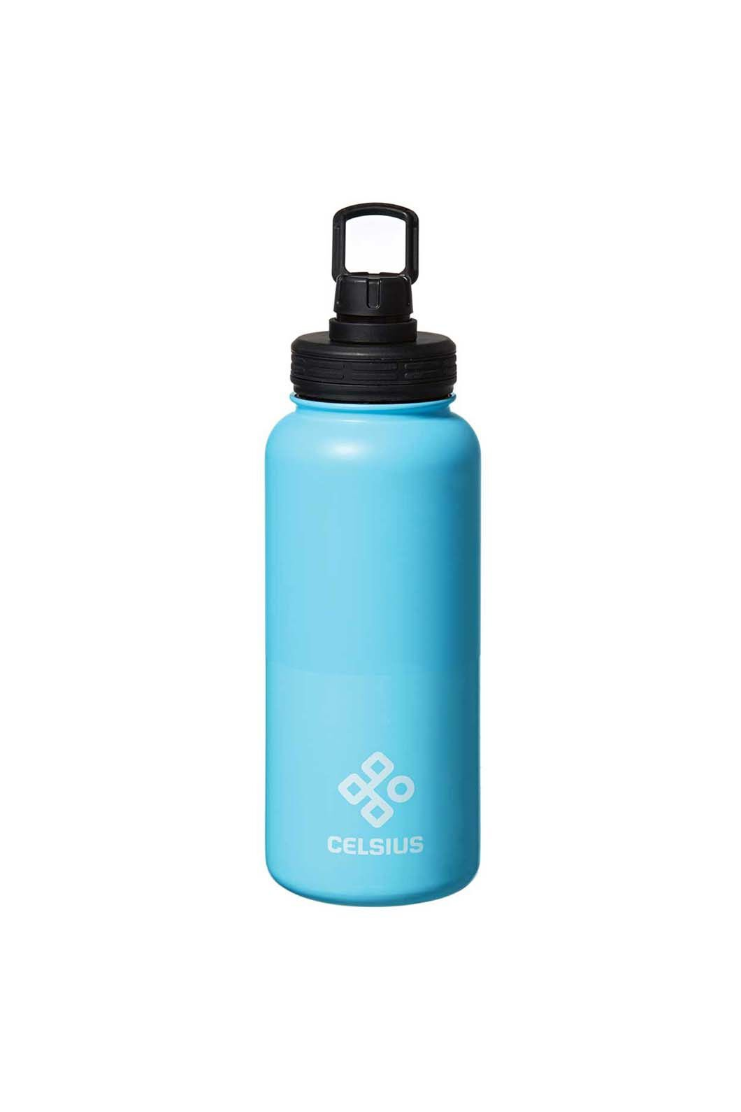 Celsius Stainless Insulated 950ml Water Bottle, Blue, hi-res