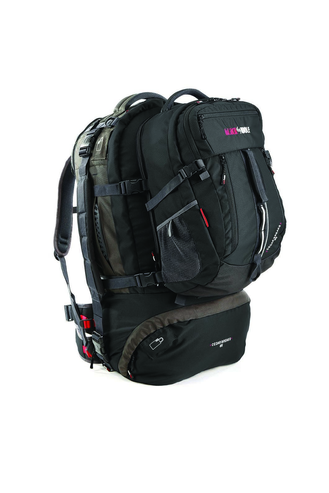 BlackWolf Cedar Breaks Travel Pack 65L5L, None, hi-res