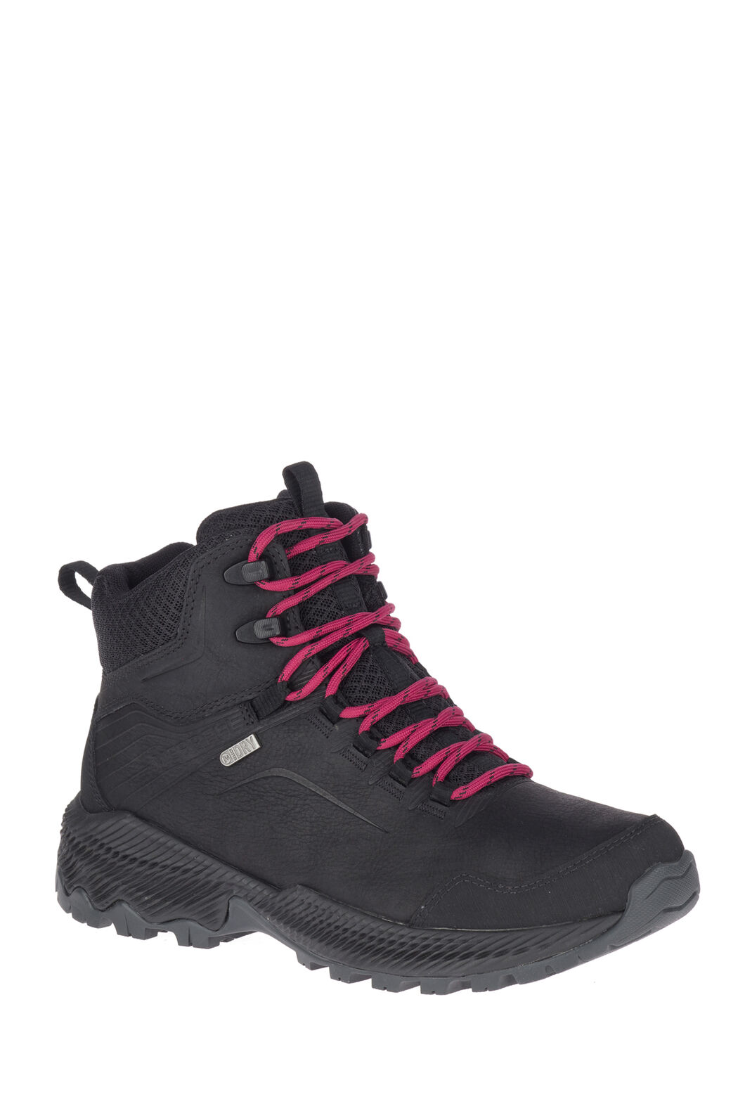 Merrell Forestbound Mid WP Boots — Women's, Black, hi-res