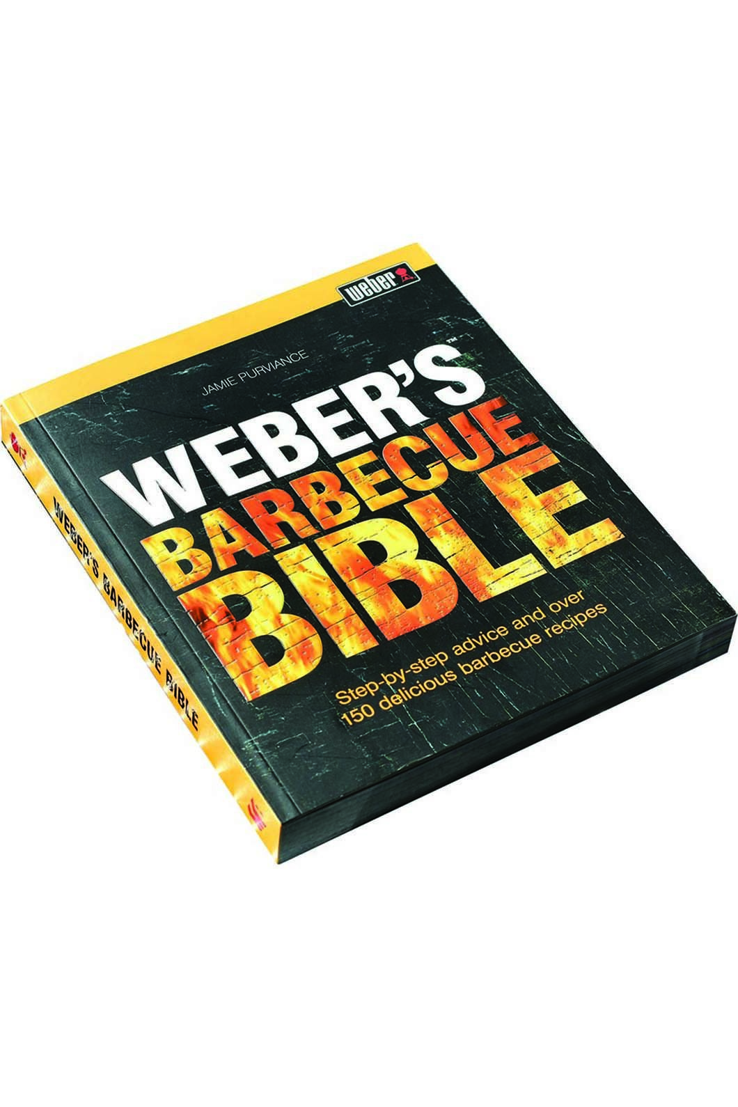 Weber Weber's Barbecue Bible, None, hi-res