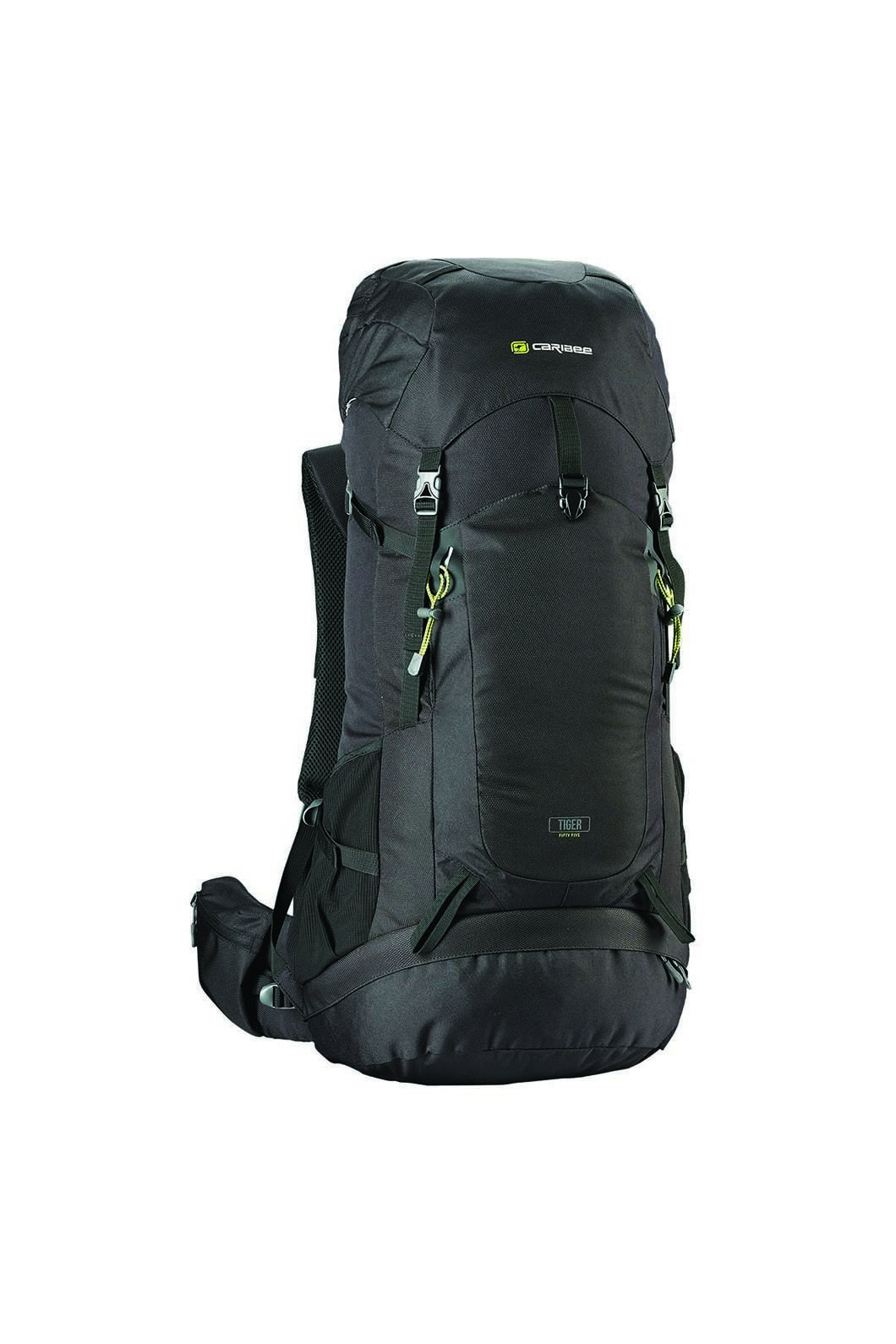 Caribee Tiger Trekking Pack 65L, None, hi-res
