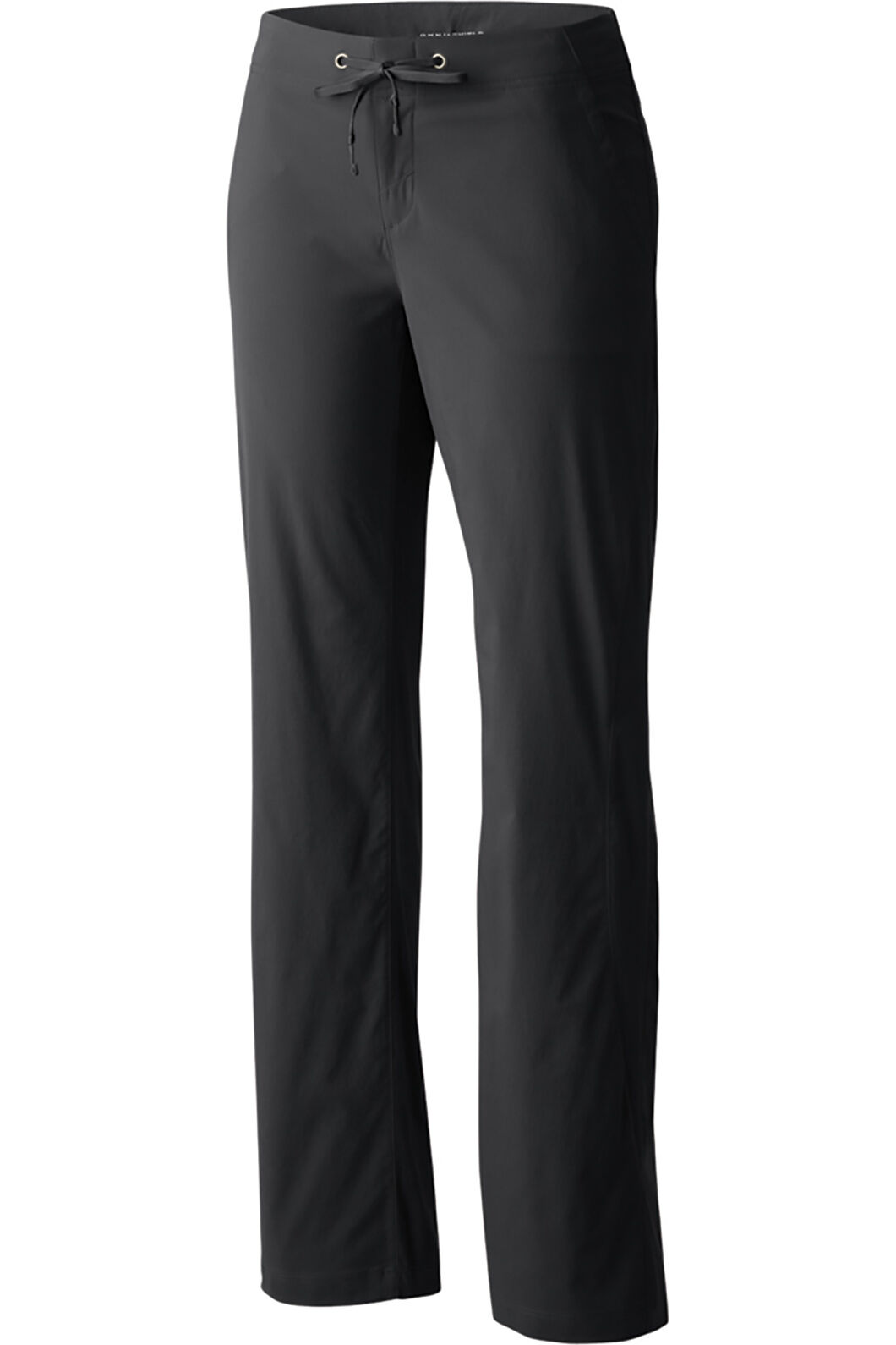 Columbia Women's Anytime Slim Pant, Black, hi-res