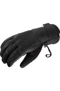 Salomon Propeller Plus Men's Ski Gloves, Black, hi-res