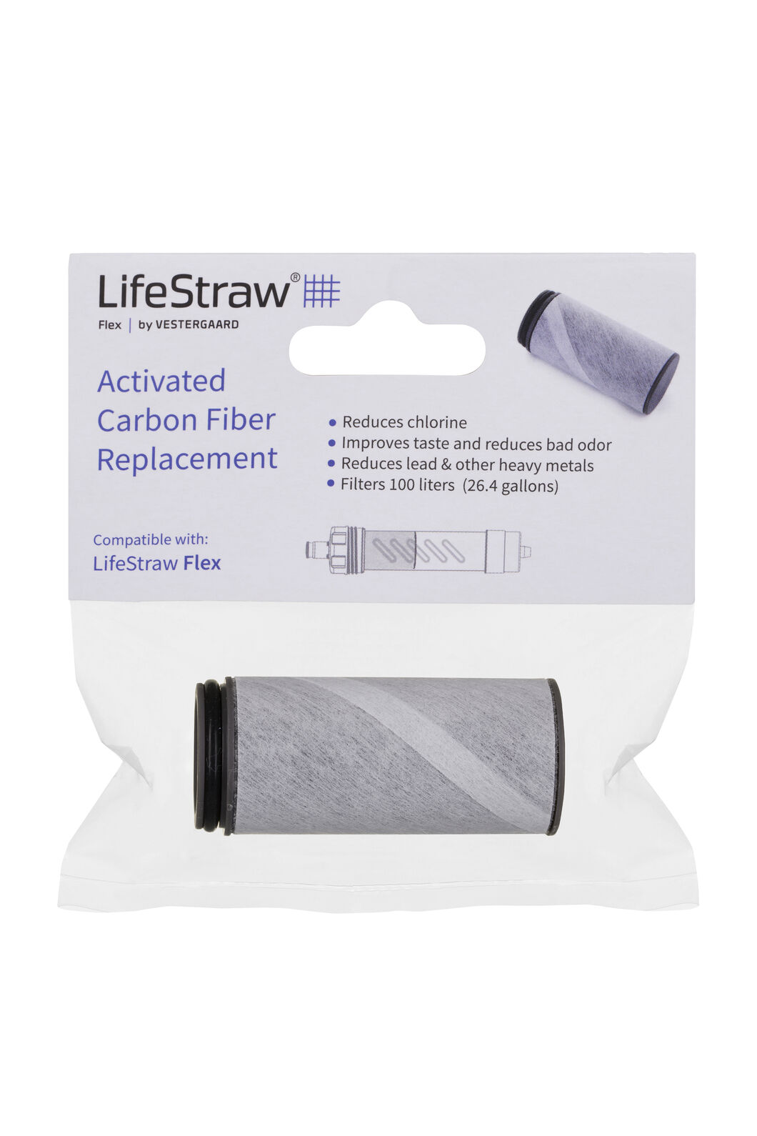 LifeStraw Carbon Filter Replacement (x2), None, hi-res