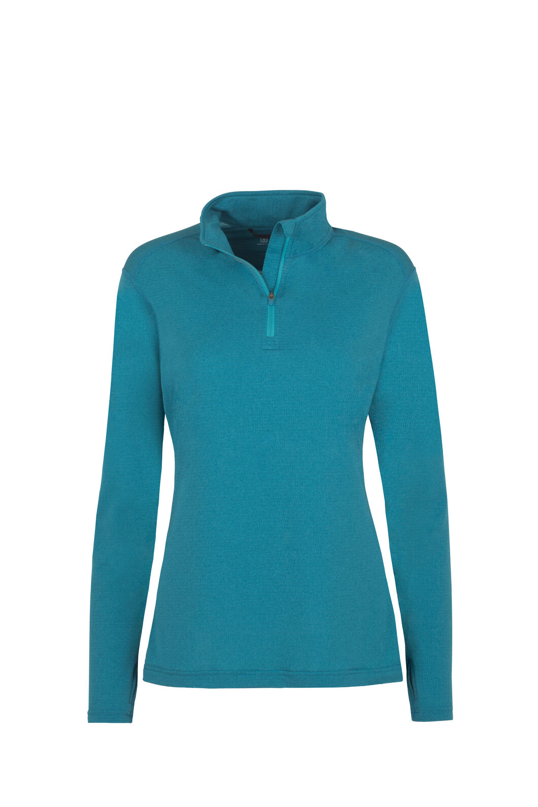 Macpac ProThermal Top - Women's, Ocean Depths, hi-res