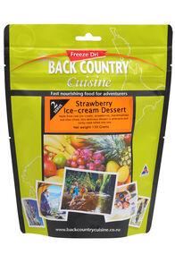 Back Country Strawberry Ice Cream Dessert - 2 Serves, None, hi-res
