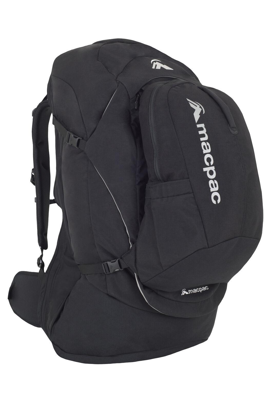 Pegasus 70L Pack, Black/Black, hi-res