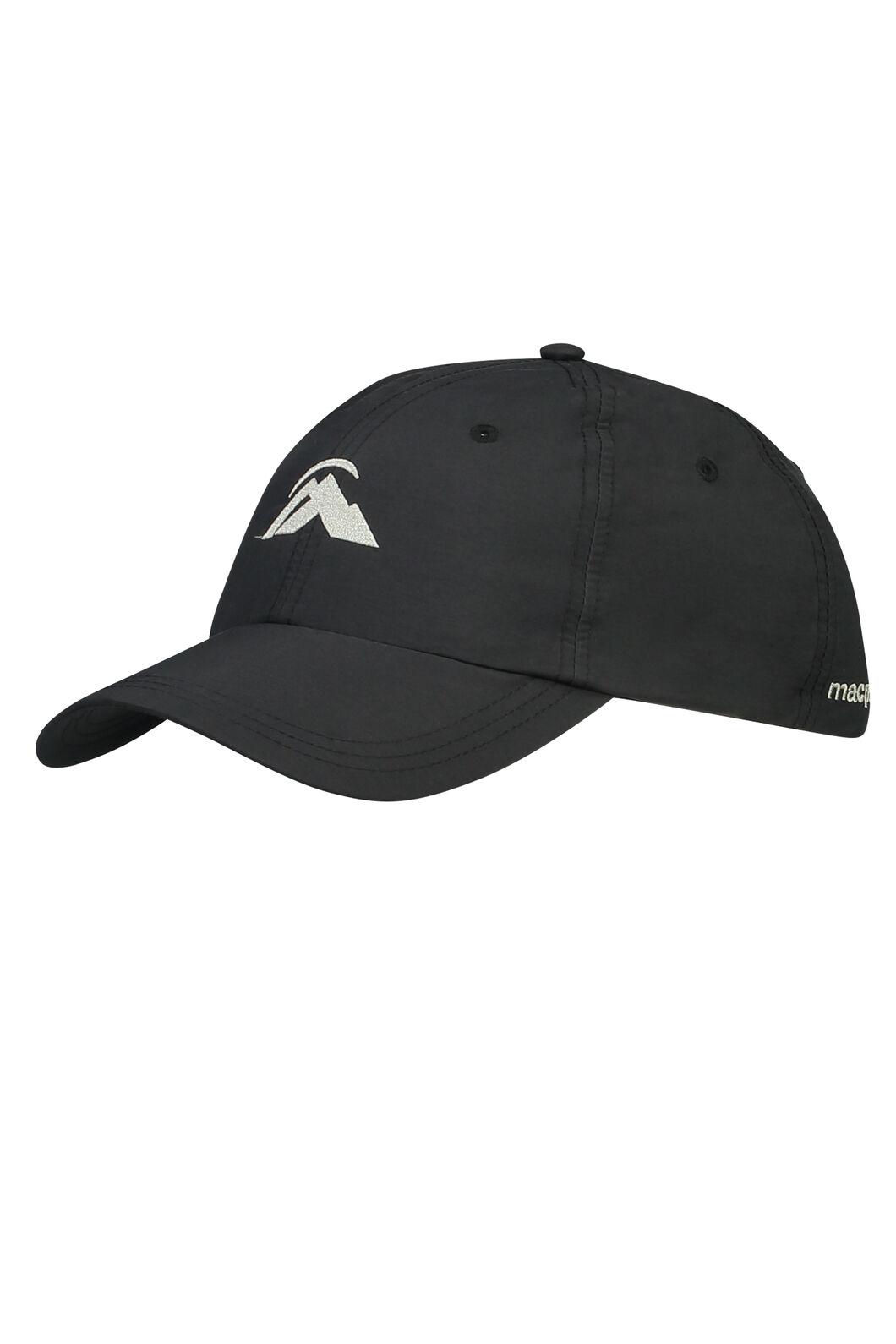 Hiker Cap, Black, hi-res