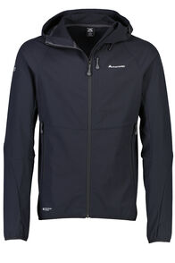 Macpac Mannering Hooded Jacket - Men's, Black, hi-res