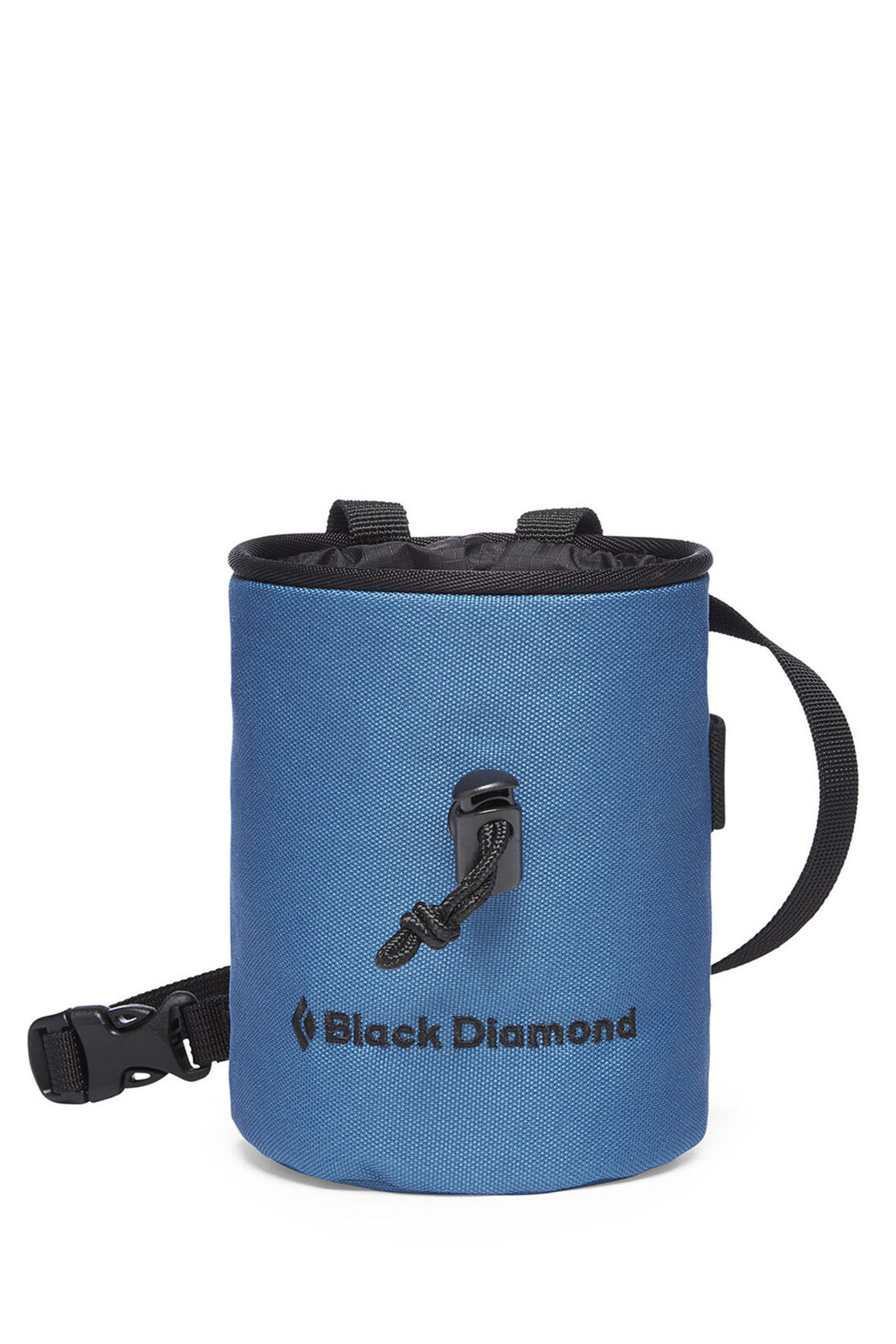 Black Diamond Mojo Chalk Bag, Blue, hi-res