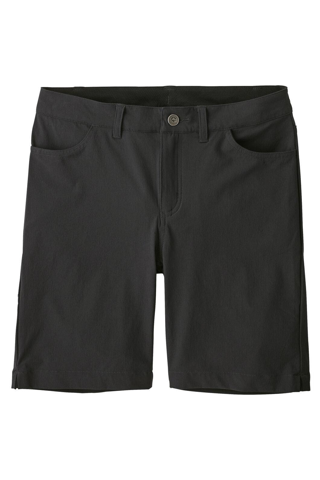 Patagonia W's Skyline Traveller Shorts, Black, hi-res