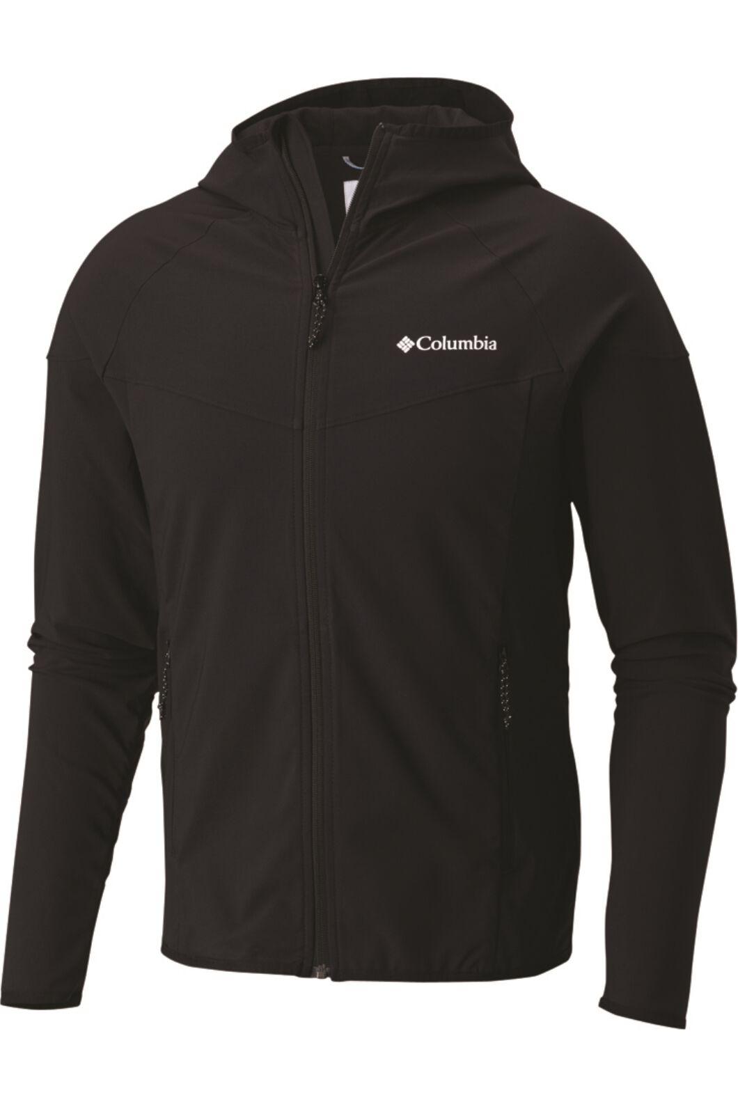 Columbia Men's  Canyon Jacket, Black, hi-res