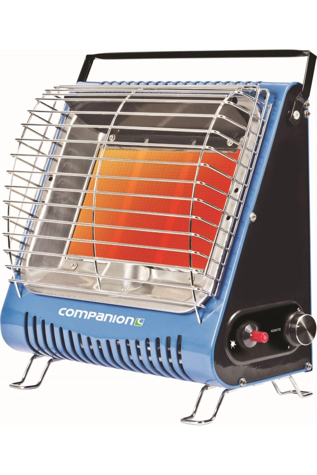 Companion Portable LPG Heater, None, hi-res