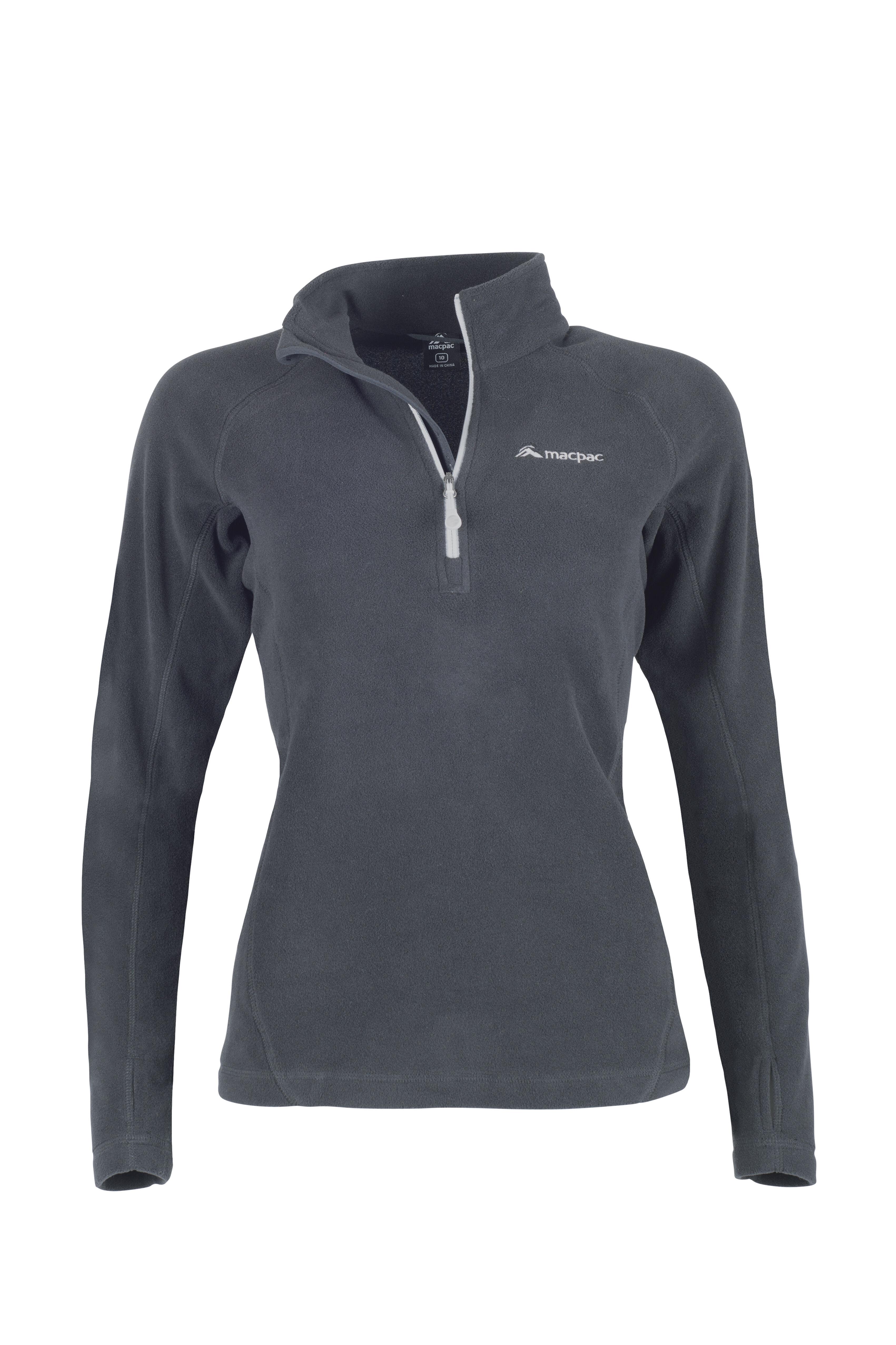 Macpac Tui Polartec® Micro Fleece® Pullover — Women's | Macpac