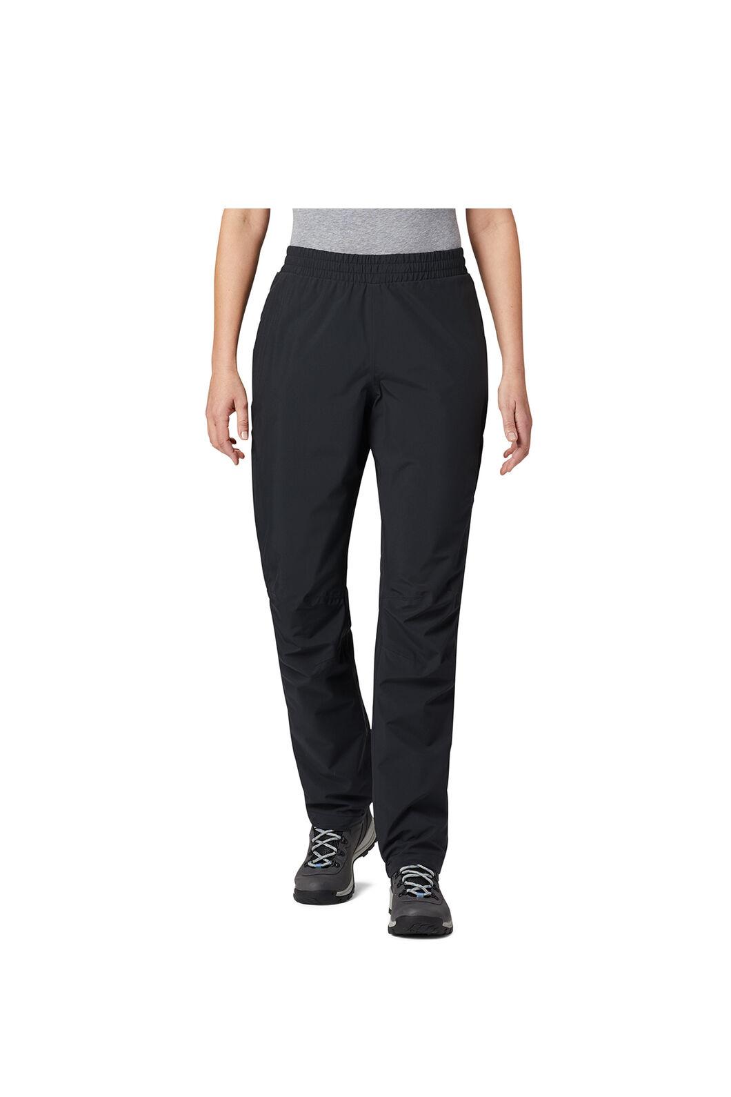 Columbia Evolution Valley Pants — Women's, Black, hi-res