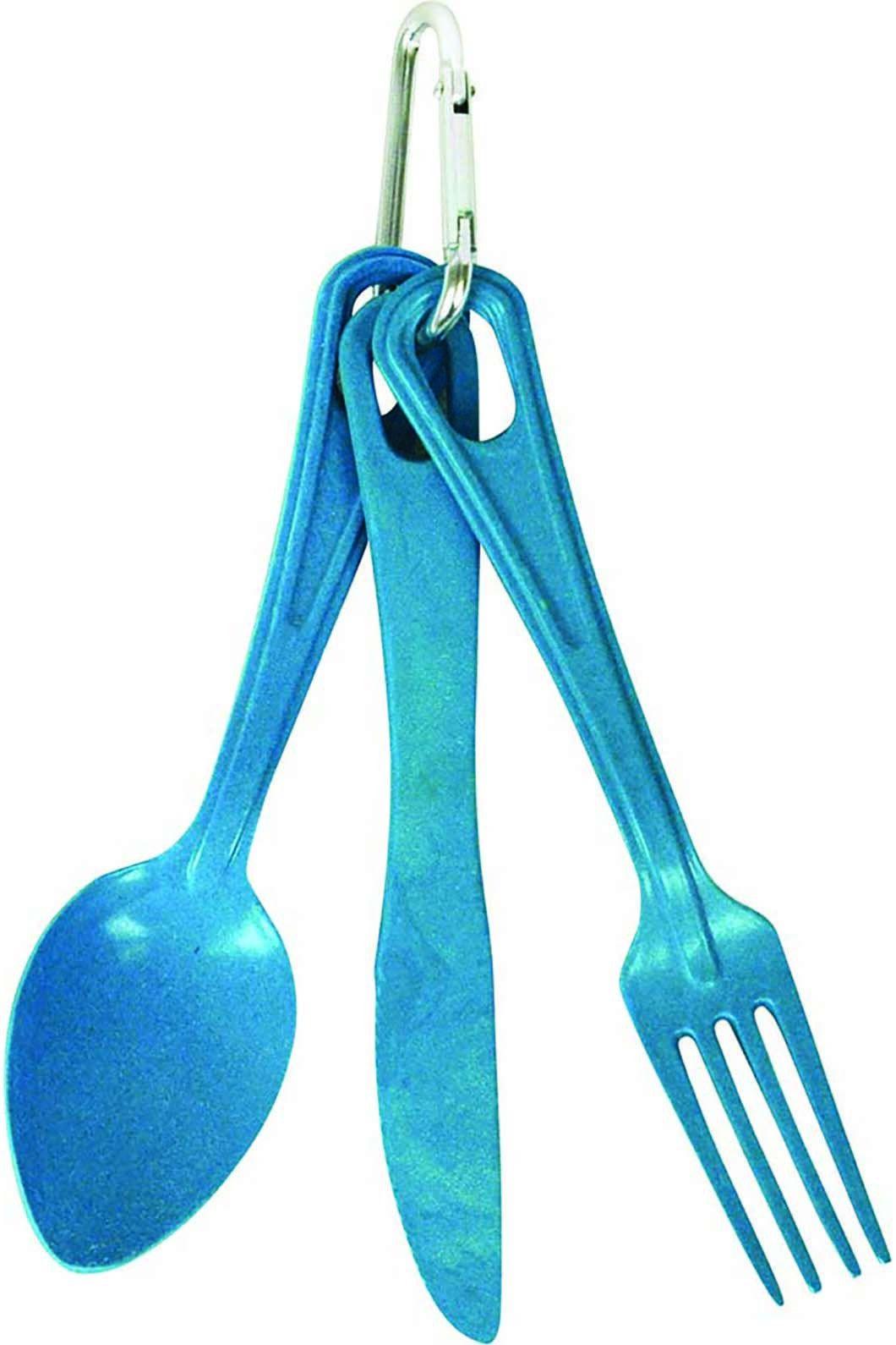 Outrak 3 Piece Cutlery Set, None, hi-res