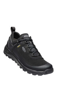 KEEN Citizen Evo WP Hiking Shoes — Men's, Tripple Black/Black, hi-res