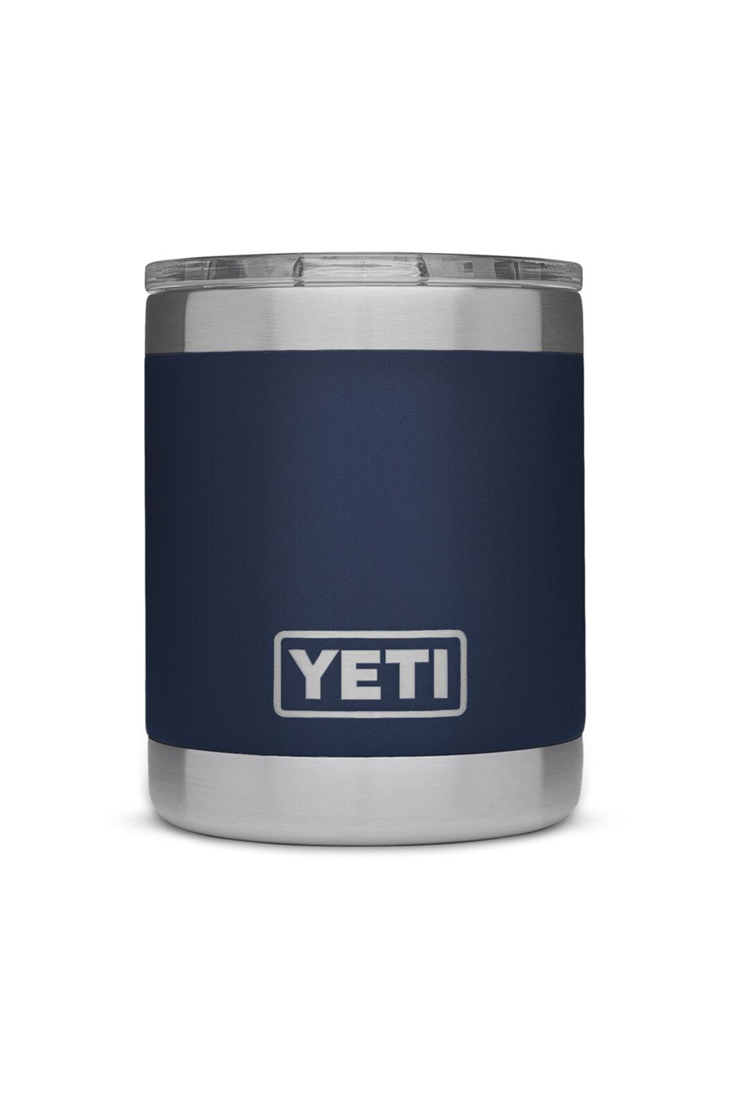 YETI® Rambler Lowball With MagSlider Lid— 10oz, Navy, hi-res