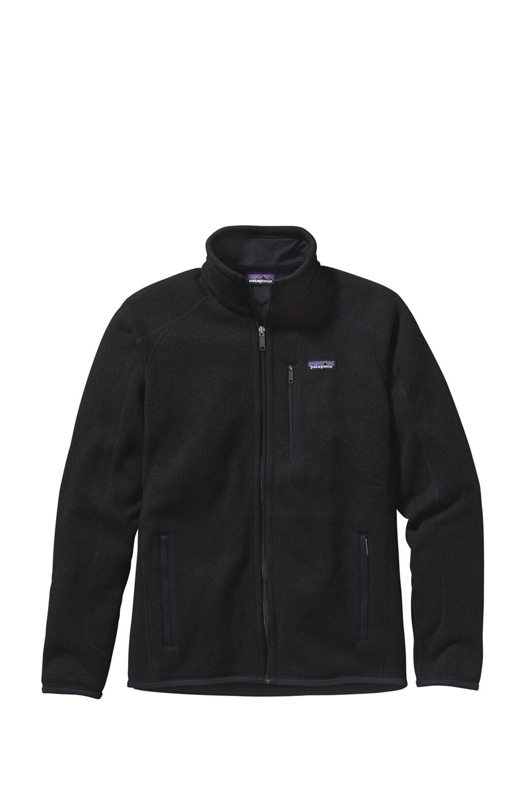 Patagonia Men's Better Sweater Jacket, Black, hi-res