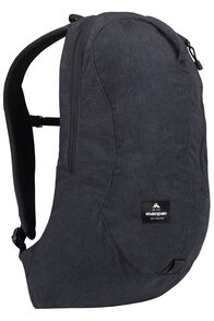 Macpac Kahuna 18L Urban Backpack, Black, hi-res