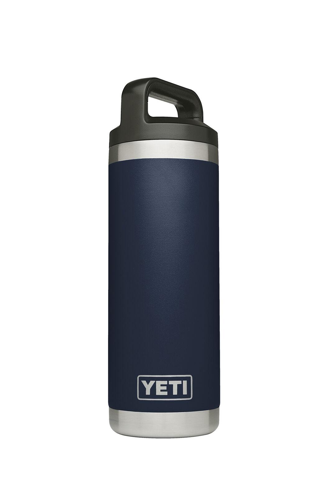 Yeti Rambler Drink Bottle Stainless Steel 18oz, Navy, hi-res