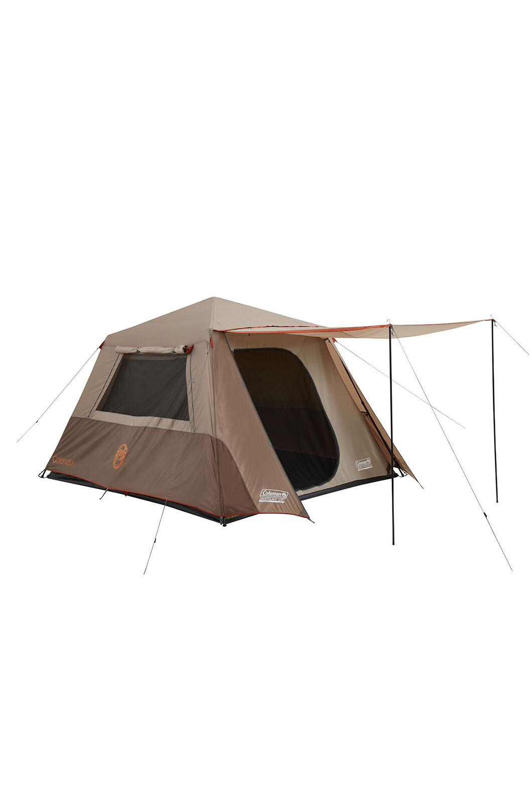 Coleman Instant Up 6P Silver Series Evo Tent, None, hi-res