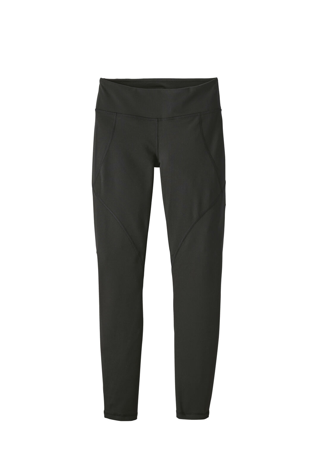 Patagonia Centered Tights — Women's, Black, hi-res