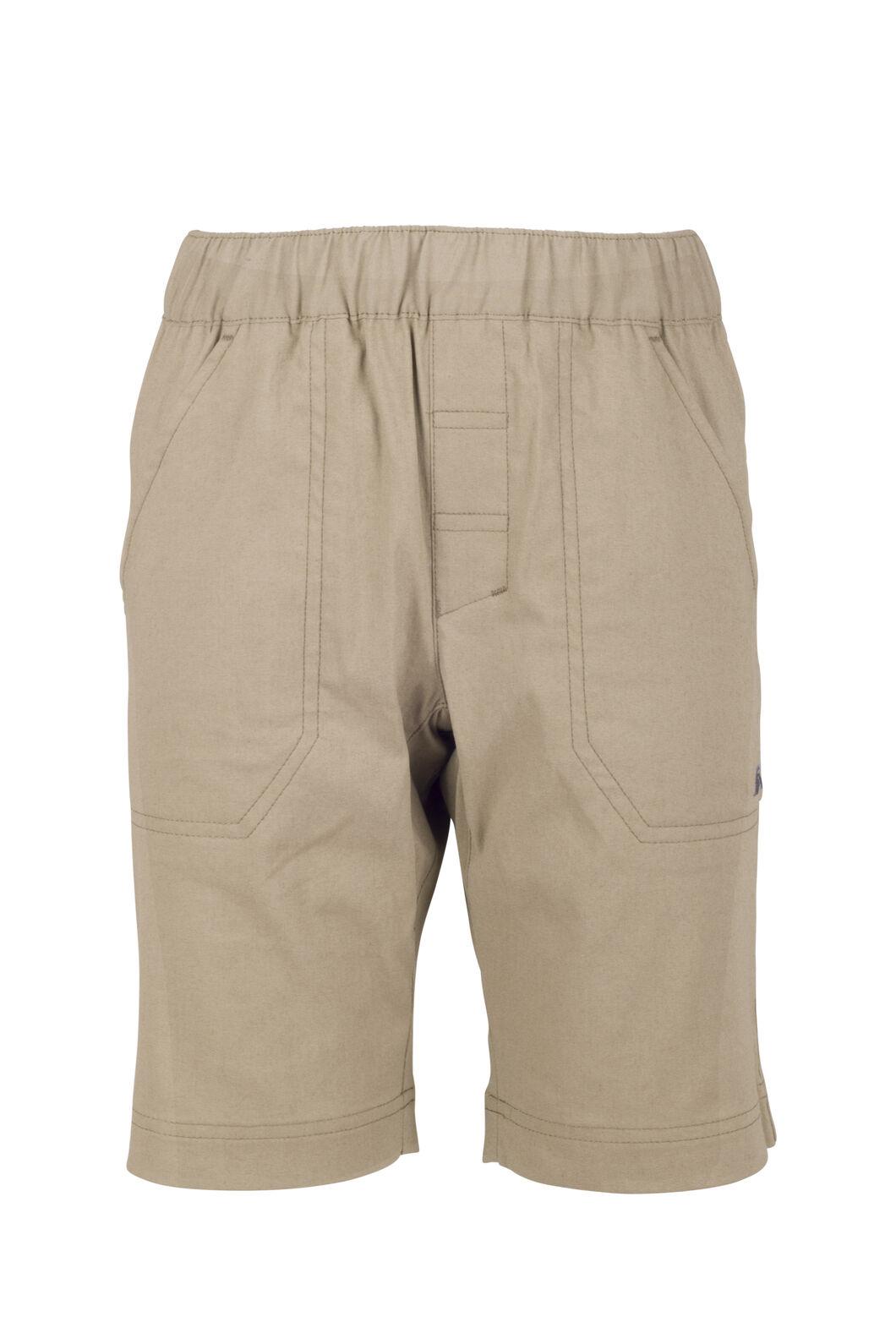 Macpac Piha Shorts - Kids', Covert Green, hi-res