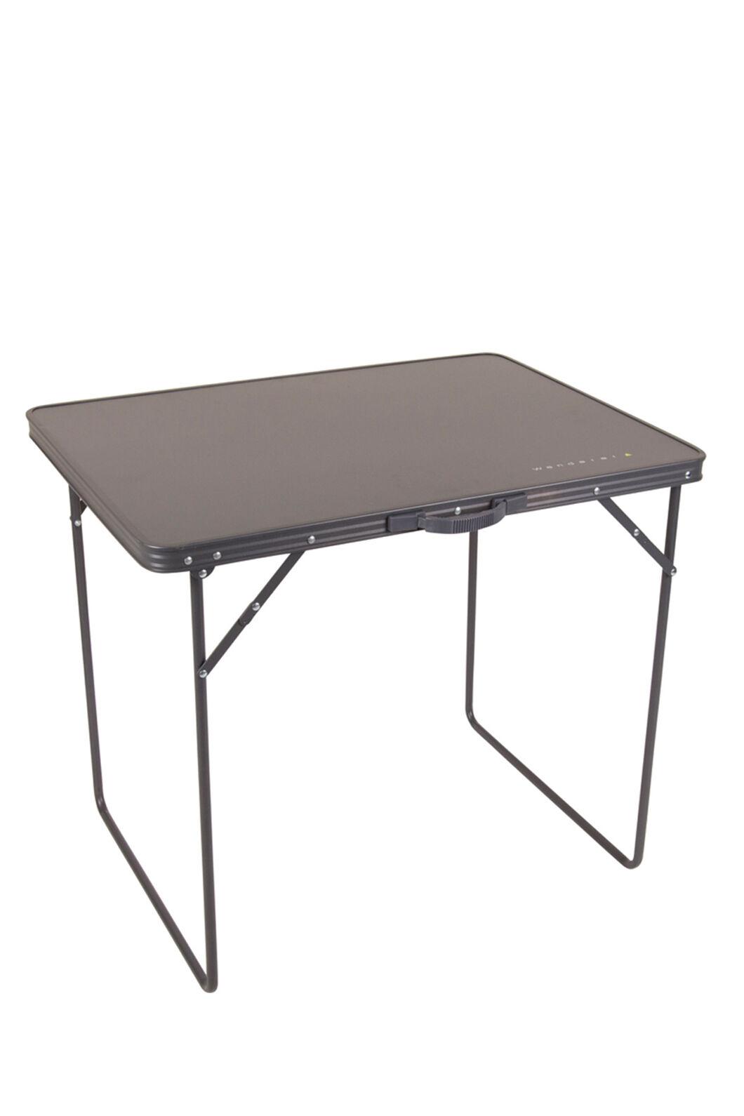 Wanderer Steel Folding Table, None, hi-res