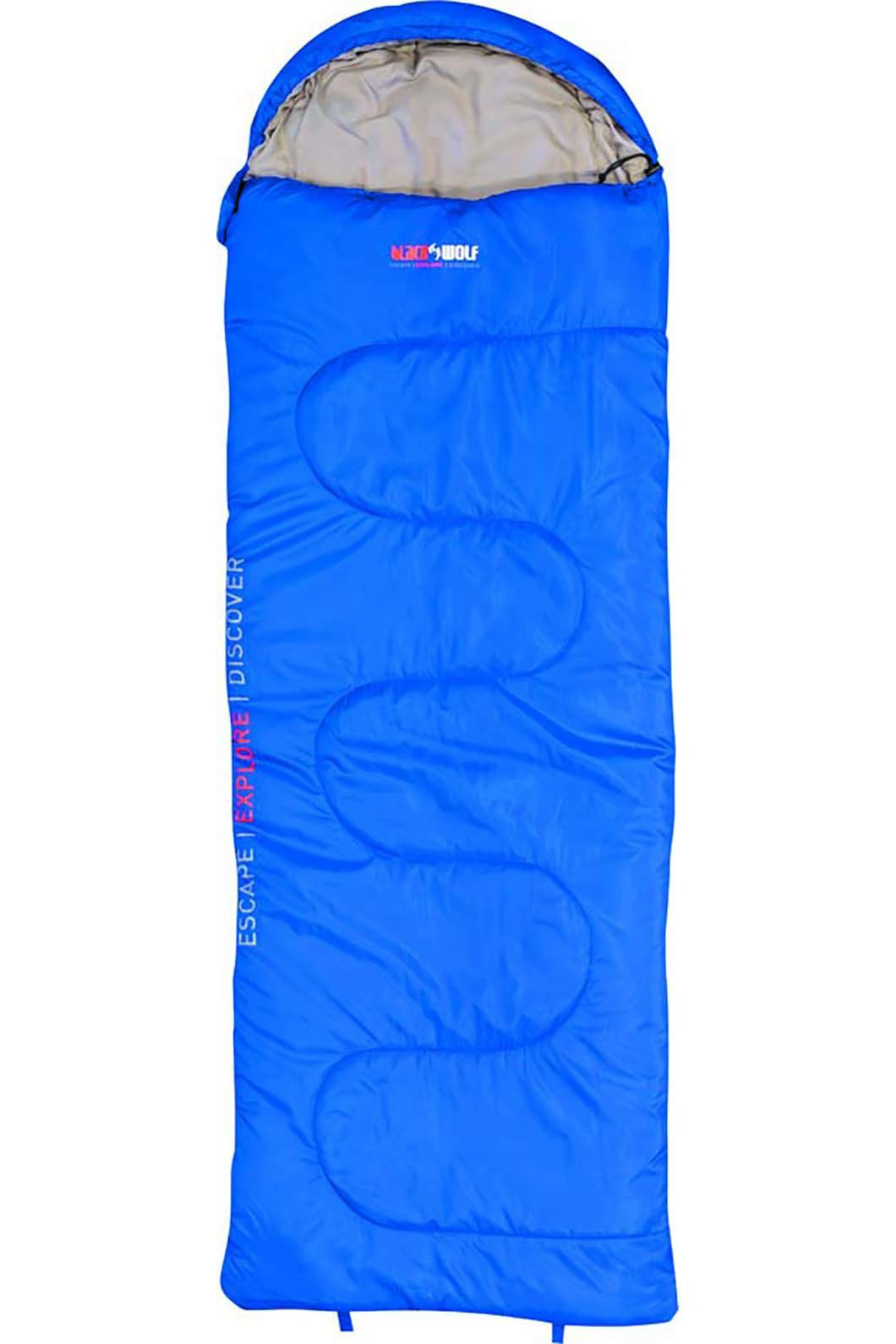 Wolf Meridian 450 Sleeping Bag 3, None, hi-res