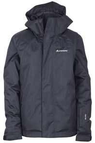 Macpac Spree Ski Jacket - Kids', Black, hi-res