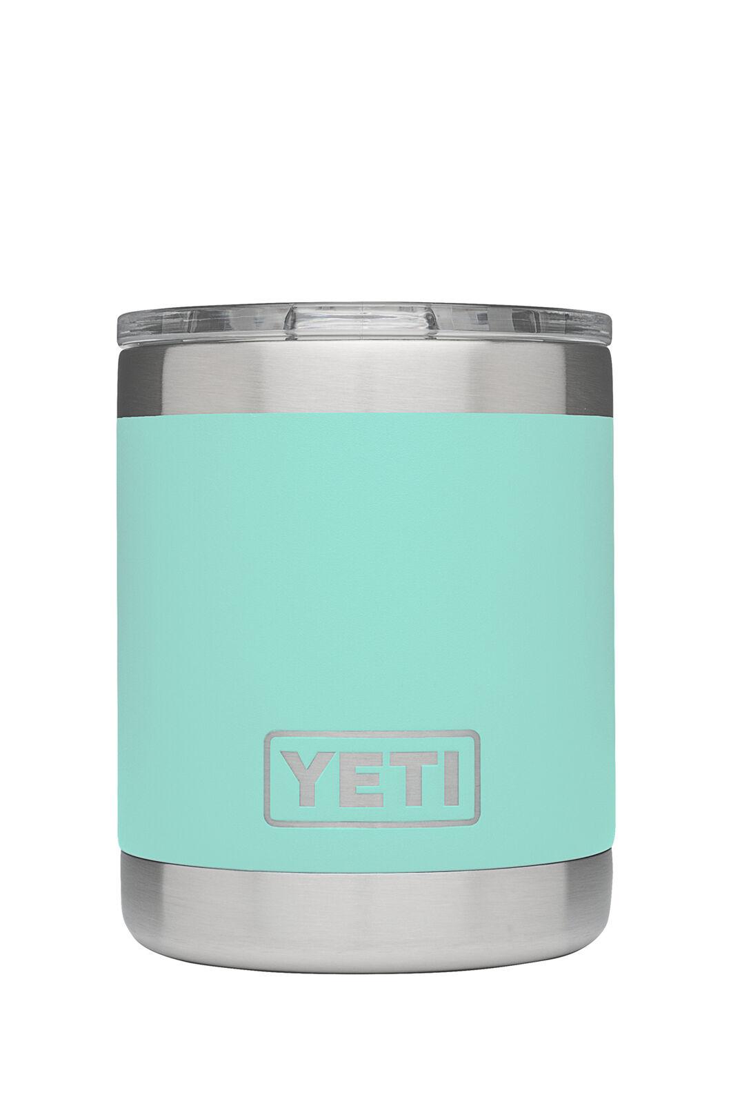 YETI® Rambler Lowball Tumbler — 10oz, SEAFOAM, hi-res