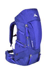Torlesse 50L Hiking Pack, Clematis Blue, hi-res