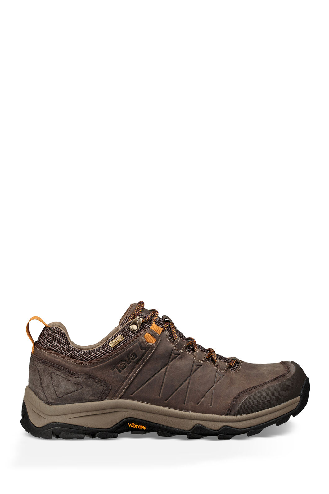 Teva Arrowood Riva WP Trail Shoes — Men's, Brown, hi-res