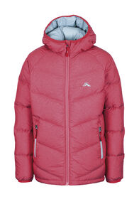 Macpac Stargazer Down Jacket — Kids', Lollipop, hi-res