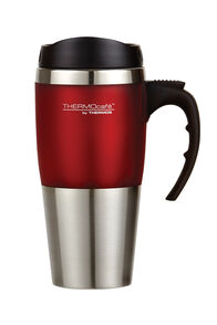 Thermos 450mL Thermocafe Travel Mug, Red, hi-res